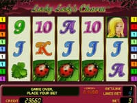 Lucky Lady Charm Slot