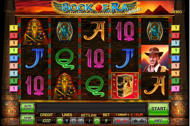 Book Of Ra 3 Online Game