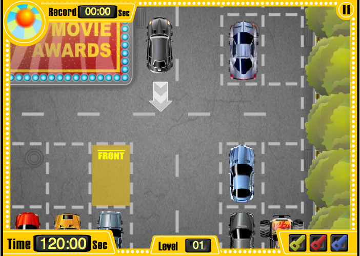 Car Parking Games With Police