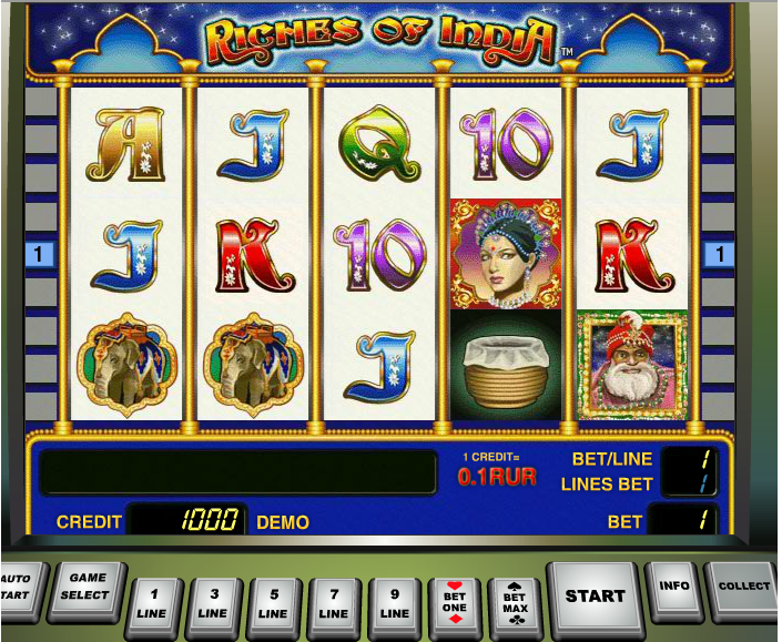 Indian Myth Slot Machine - Play the Online Version for Free