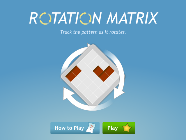 Rotation Matrix - 155 GAMES